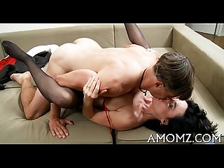 Older feels so worthwhile on cock