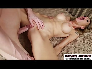 ConorCoxxx-Hotel Threeway With Lux Lisbon And Tiffany Spice