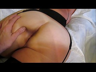 sex sleeping anal Amateur wife
