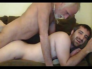Dad fucks son part 1