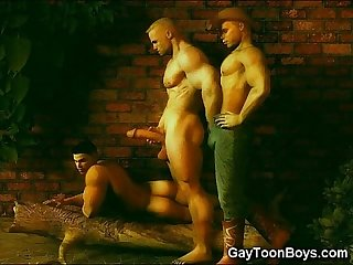 3d gay boys fantasies