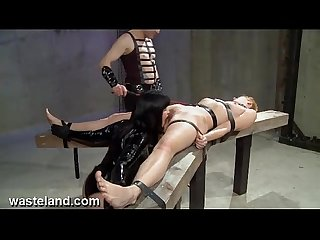 Wasteland bondage sex movie evil awaits lpar pt 2 rpar