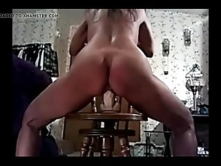 Watch mom orgasm on dildo