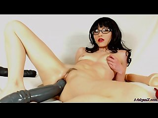 AdalynnX - Playing With My Big Toys 2