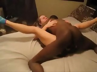 Husband records black guy Fucking his wife watch live at www foxycams online