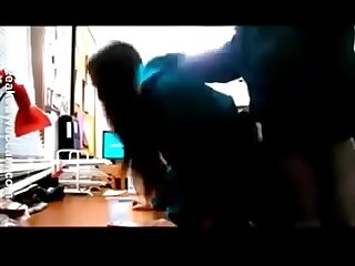 fuck my office colleague part 1 - LeakedWebcam.com