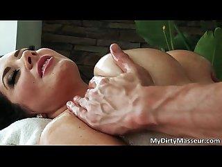 Sexy brunette milf jayden jaymes