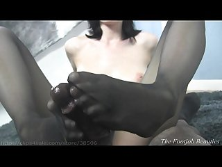 Alex Harper First Time Pantyhose Footjob View more animation videos - befucker.com
