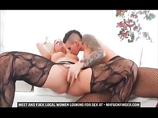 Britney Amber and christy mack lesbian dildo fun