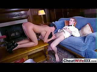 Amazing sex tape with cheating slut housewife patty michova mov 21