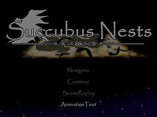 lbrack H project rsqb Succubus S nest sumiyoshi animation test