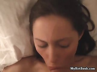 First timer Michelle does anal too