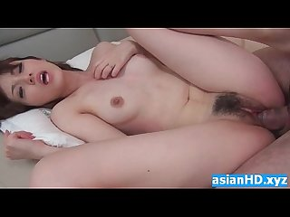 Lick and creampie hot amateur asian pussy