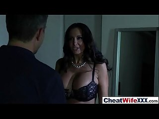 Hardcore sex tape with nasty cheating hot sluty wife ava addams Vid 05
