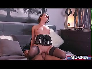 Housewife in stockings squirting caroline ardolino 03 Vid 13