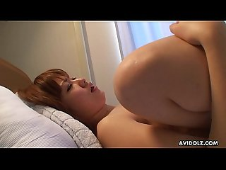 Japanese plumper, Megumi Iwabuchi really wants to become a pornstar