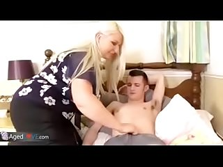 Follando con la tia
