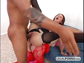 Big Black dick going deep in Ass sl 18 02