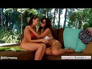rachel starr and lisa ann threesome gift free brazzers account in description