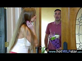 Sex Action With Long Dick Stud And Hot Mature Lady (darla crane) vid-14