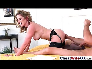 Adultery Slut Wife (cory chase) Cheats In Hardcore Sex Tape video-10