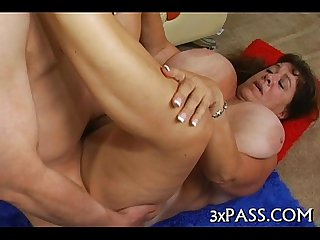 Big charming woman porn