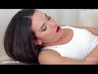 Early love by Sapphic Erotica - sensual erotic lesbian porn with Taissia Shanti