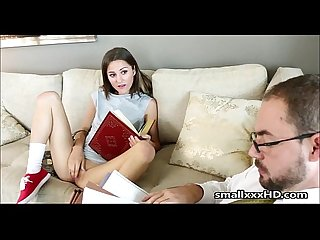 Small Teen Seduces Family Friend - Full vid at smallxxxHD.com