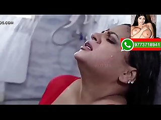 Busty Indian Aunty Big Boobs Pressed Hard Hot Bhabhi Chudai Uncensored - Whats.app -..