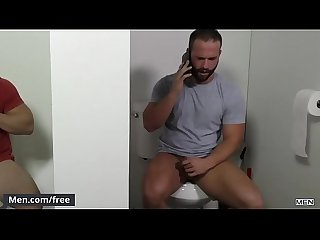 Men com luke adams tobias drill my hole Trailer preview