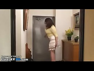 Japanese nympho fucks bf in parent s home more at elitejavhd com
