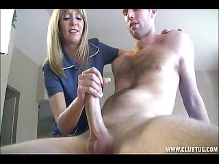 Blonde milf likes huge cocks