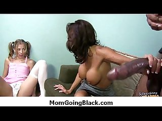 Mommy get fucked by monster cock black dude 31