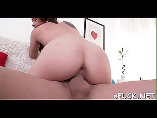 Adorable honey wants cock