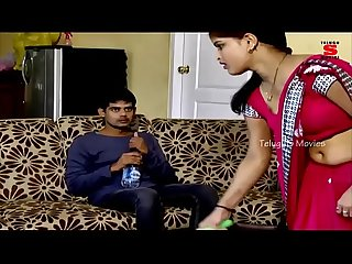 Hot Indian short films- Hot Girl Jyothi Hot Bed Scene With Bachelor Guy.-boob grope