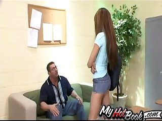 Adriana nevaeh is the teacher s pet
