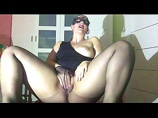 Black magic pantyhose fetish joi encouragement
