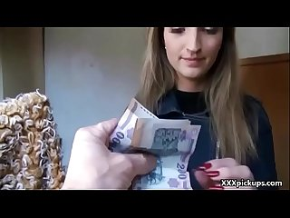 Public Blowjob In Europe For Cash XXX Movie 21