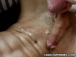 Naughty Twinks Deep Throat Each Other's Dicks
