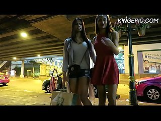 Thai ladyboys shemales in bangkok hidden camera thai nana plaza