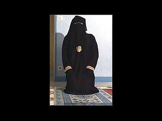 Musulmane qui prie