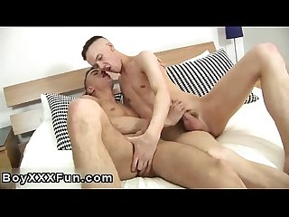 Hardcore gay seth and clayton deep throat explosions of cock clayton