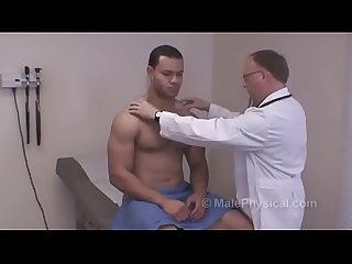 Doctor Checking Muscle stud - FIRST TIME