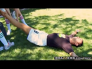 Big TITS in Sports - (Julia Ann, Rachel Starr, Keiran Lee) - J A R S -..