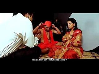 Desi Actress porn setup