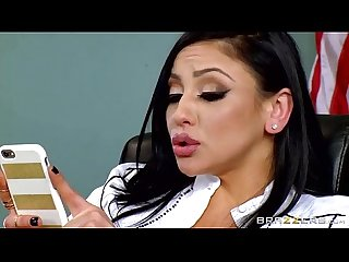 Teacher audrey bitoni gets a hard fucking in Detention pornerbros