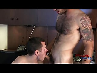 S 5 bareback office fuck starring maxx fitch and dalton pierce