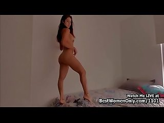 Amazing body Latina Girl Show live from Home Voyeur bestwomenonly com 1101 live free watch Me