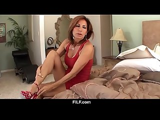 FILF - StepMom and StepDaughter get each other off