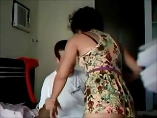 Milf with younger boy on real hidden cam watch part2 on porn4us org